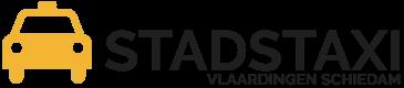 Stadstaxi Vlaardingingen Schiedam logo